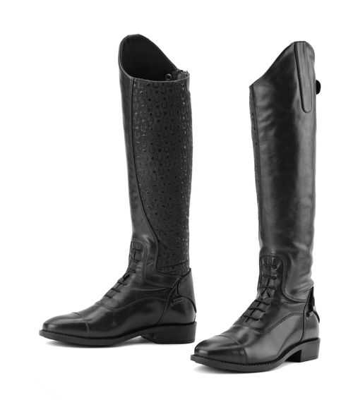 Ovation Women's Sofia Grip Field Boot - Black
