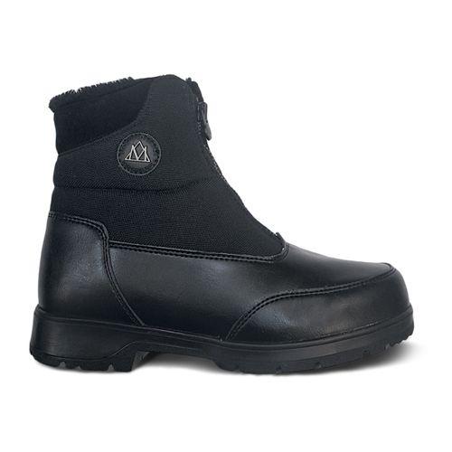 Mountain Horse Women's Vermont Winter Zip Paddock Boots - Black