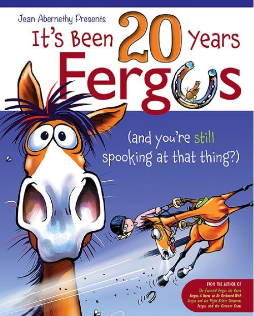 It's Been 20 Years Fergus