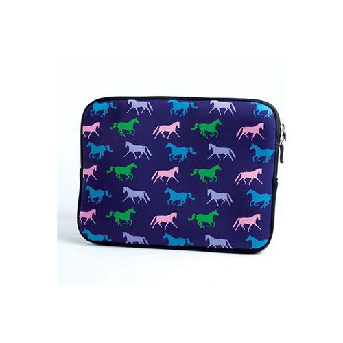 Tek Trek Horses in Motion Tablet Case - Purple
