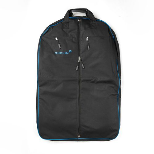 Dublin Imperial Coat Bag - Black/Blue