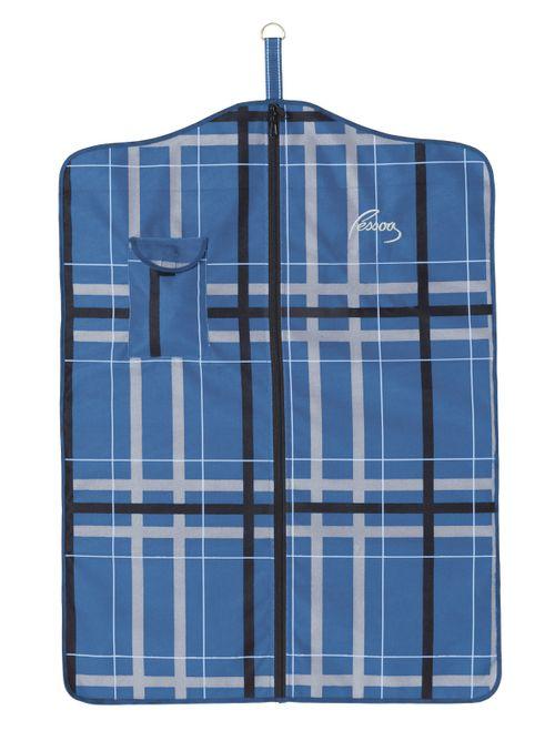 Pessoa Alpine 1200D Garment Bag - Blueberry/Clay Plaid