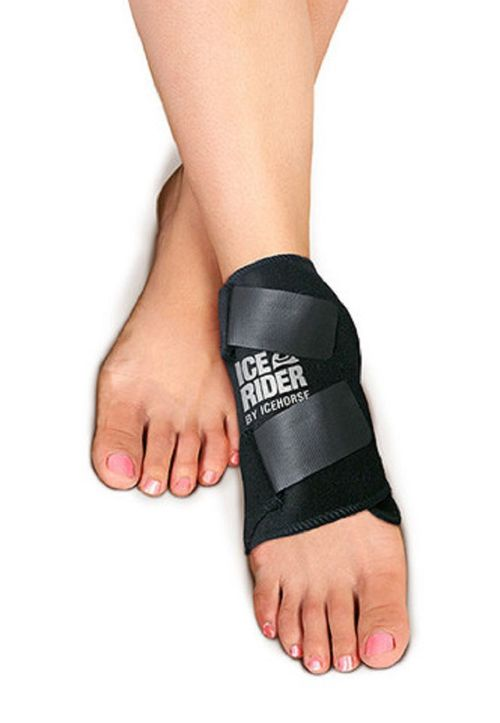 Ice Horse Ice Rider Elbow/Ankle - Black