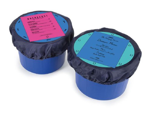 Shires Bucket Cover - Assorted