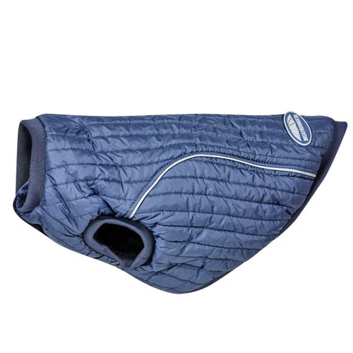 Weatherbeeta Comfitec Puffer Dog Coat - Navy