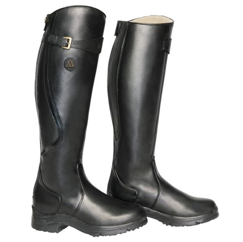 Mountain Horse Women's Snowy River Winter Tall Boot - Black