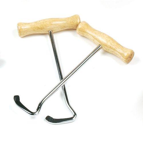 Equi-Essentials Wood Handle Boot Hooks