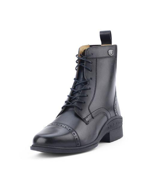 Ovation Women's Tuscany Lace Paddock Boot - Black