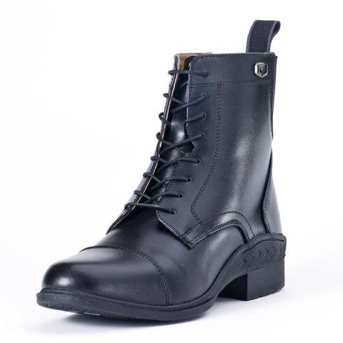 Ovation Women's Quantum Lace Paddock Boot - Black