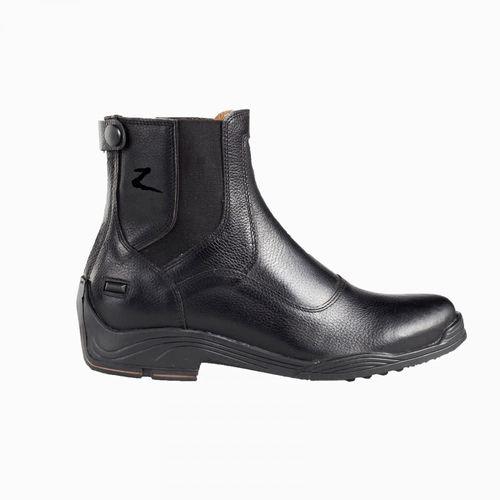 Horze Camden Paddock Boots - Black