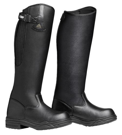 Mountain Horse Women's Rimfrost III Wide Calf Winter Tall Boot - Black