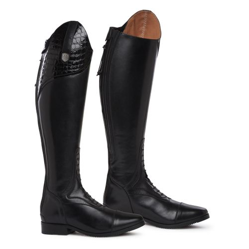 Mountain Horse Women's Sovereign LUX Field Boot - Black