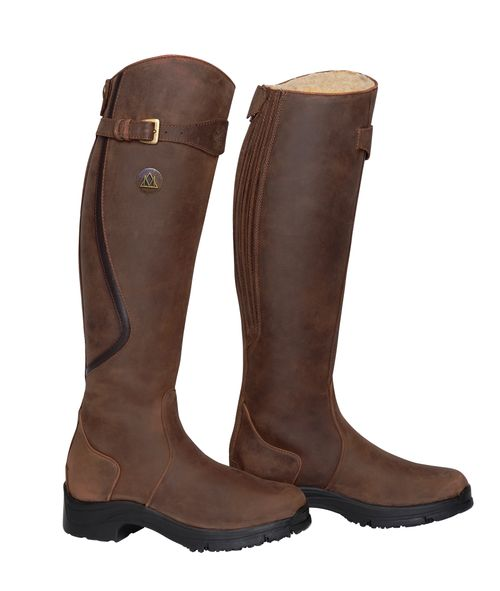 Mountain Horse Women's Snowy River Winter Tall Boot - Brown