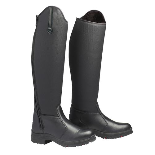 Mountain Horse Women's Active Winter Rider Tall Boot - Black