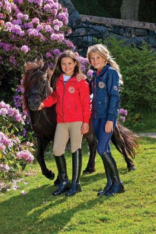 Mountain Horse Kids' Venice Field Boot - Black