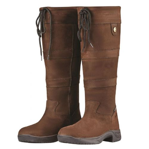 Dublin Women's River Boots III - Chocolate