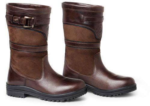 Mountain Horse Women's Devonshire Short Barn Boot - Brown