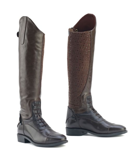 Ovation Women's Sofia Grip Field Boot - Brown