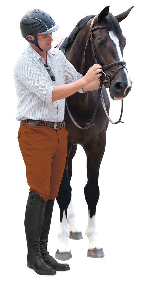Ovation Men's 4-Pocket Classic Breech - Classic Rust