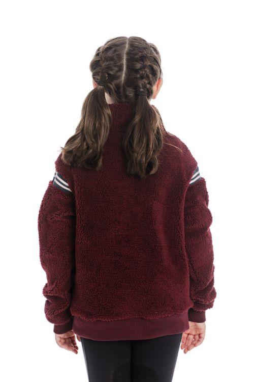 Horseware Kids' Sherpa Pullover - Port