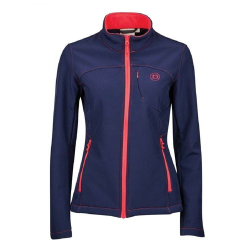 Dublin Women's Sachi Jacket - Navy/Poppy