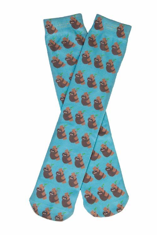Lettia Women's Boot Socks - Sloths