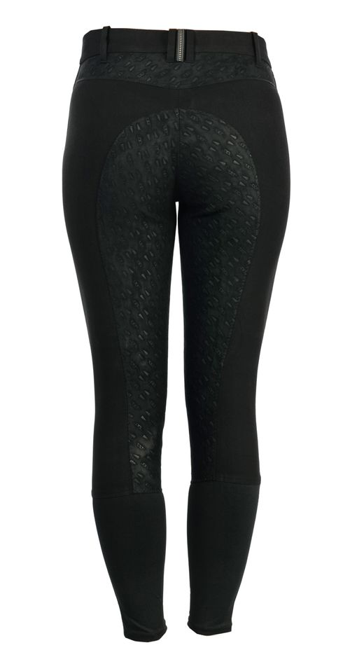 Alessandro Albanese Women's Selena Full Seat Breeches - Black