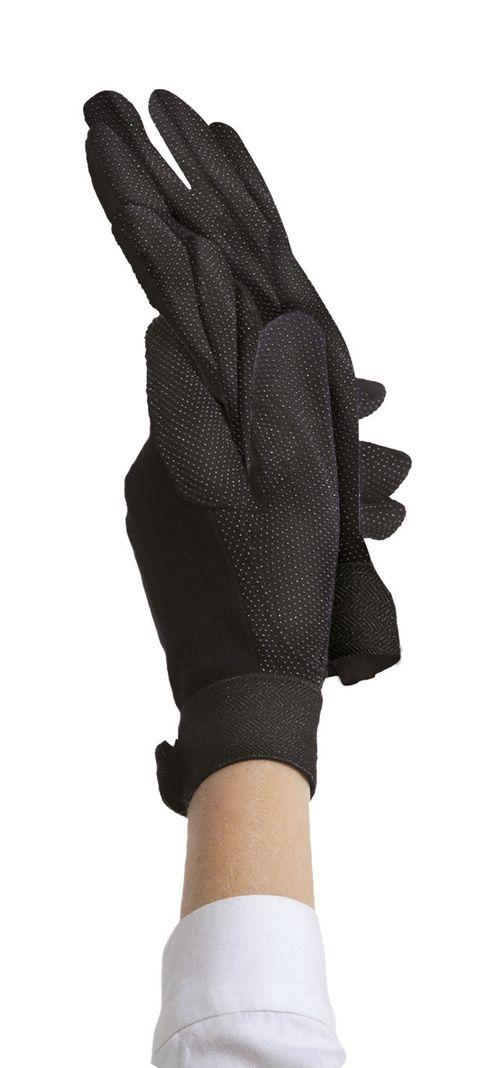 Ovation Kids' CottonGrip Schooling Glove - Black