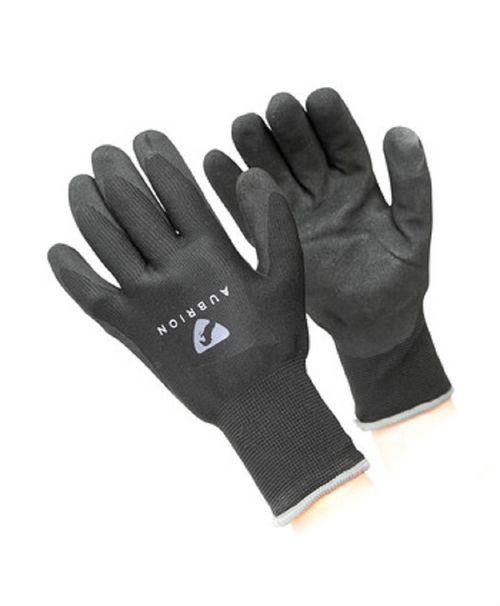 Aubrion All Purpose Winter Yard Gloves - Grey