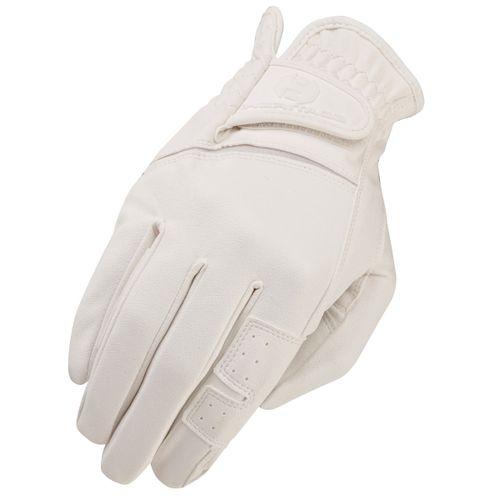 Heritage GPX Show Gloves - White