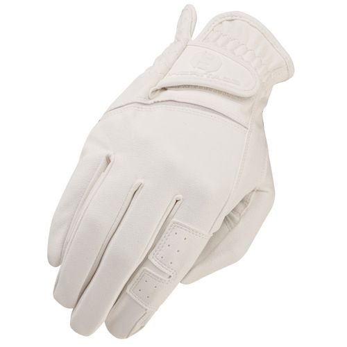 Heritage GPX Show Gloves - White