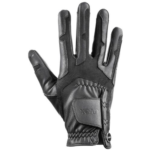 uvex Ventraxxion Riding Gloves - Black