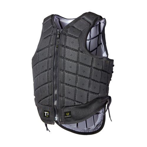 Champion Kids' Titanium Ti22 Body Protector - Black