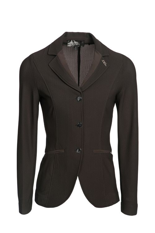Alessandro Albanese Women's Motion Lite Competition Jacket - Espresso