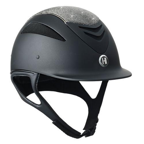 One K Defender Glamour Helmet - Black Matte