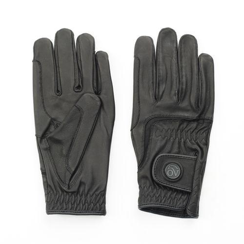 Ovation Chevre Flex Leather Glove - Black