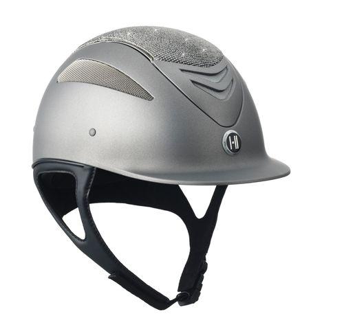 One K Defender Glamour Helmet - Gray Matte
