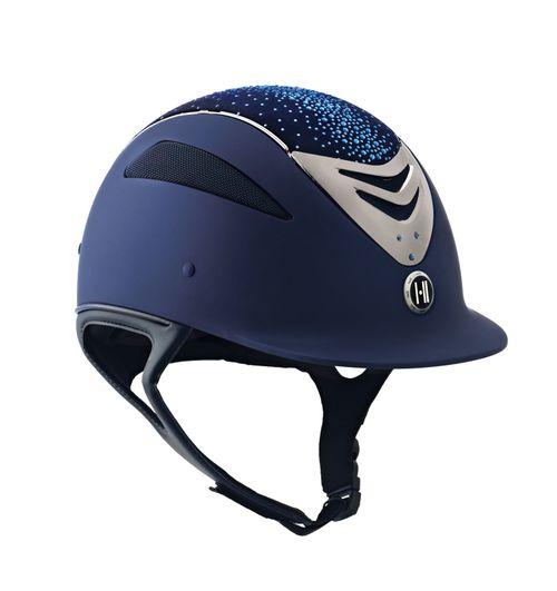 One K Defender Celestial Helmet - Navy Matte