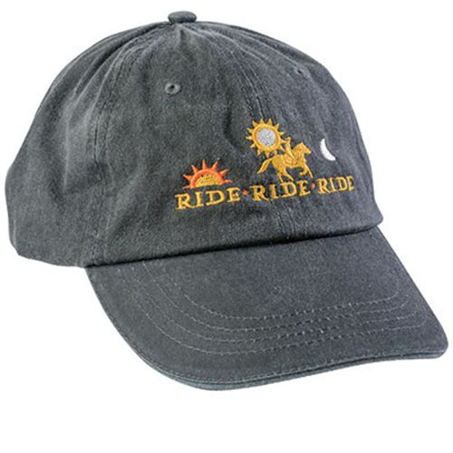 Kelley and Company Ride Ride Ride Cap - Grey