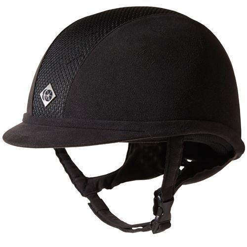 Charles Owen AYR8 Plus Helmet - Black Black