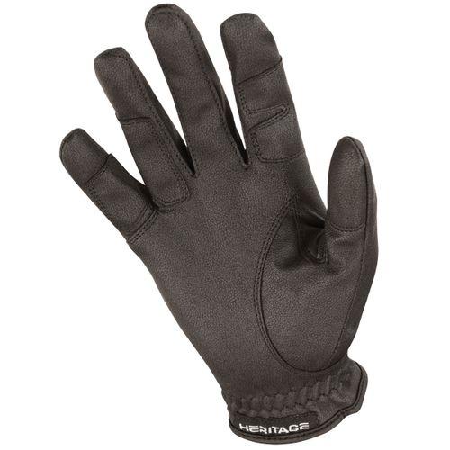 Heritage GPX Show Gloves - Black