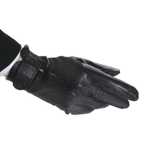 Ovation Pro Flex Leather Glove - Black
