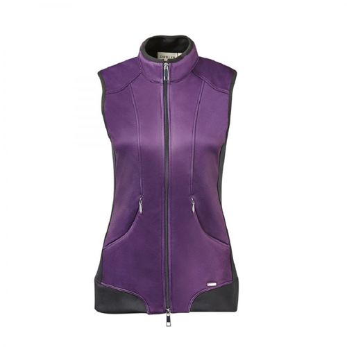 Dublin Women's Ruby Vest - Plum