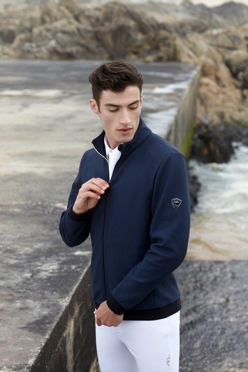 Alessandro Albanese Men's Respira Jacket - Navy
