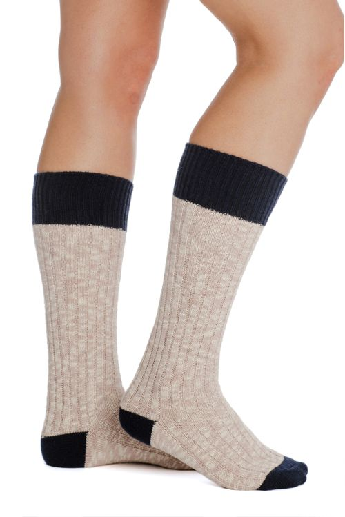 Horseware Kids' Winter Wooly Socks - Lilac