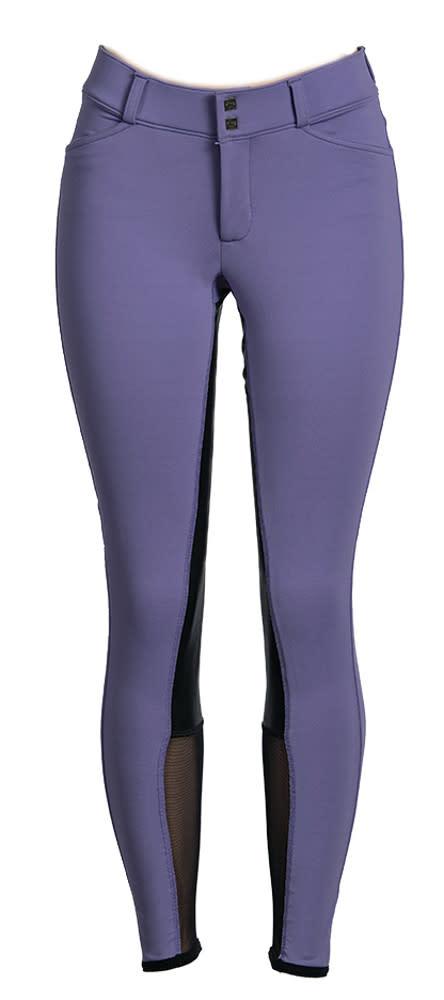 FITS Women's Free Flex Full Seat Zip Front Breech II - Purple Haze