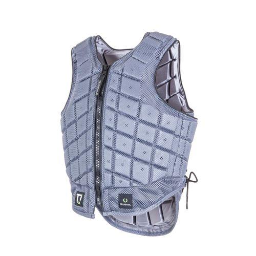 Champion Kids' Titanium Ti22 Body Protector - Gun Metal