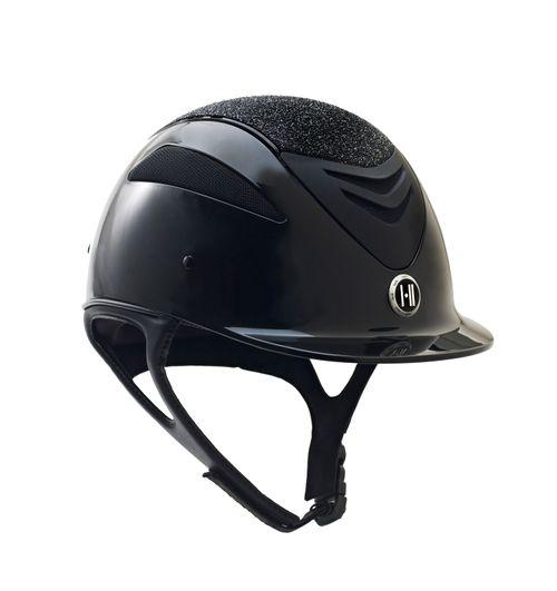 One K Defender Glidster Helmet - Black Glossy