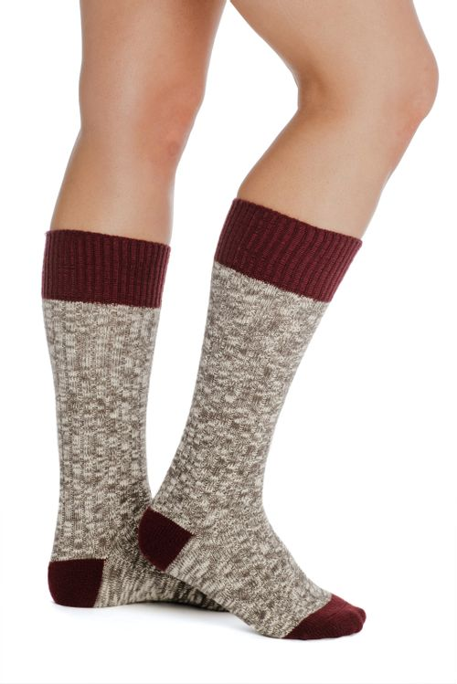 Horseware Kids' Winter Wooly Socks - Grey