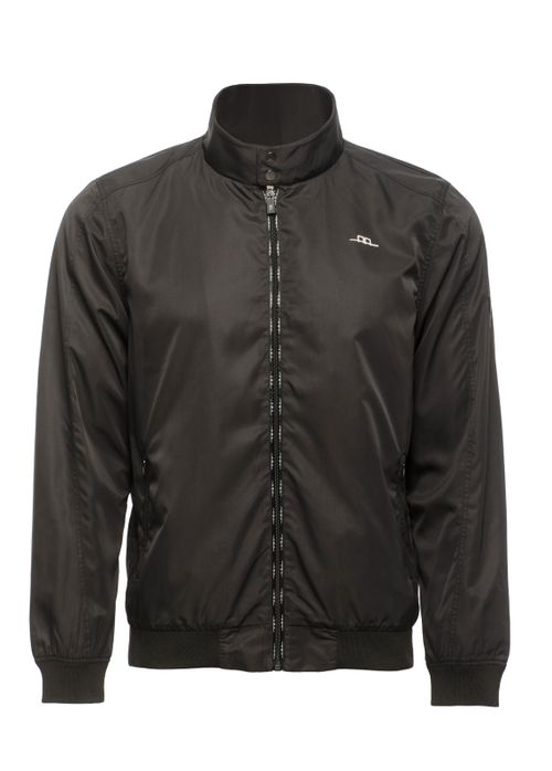 Alessandro Albanese Men's Packable Light Jacket - Black